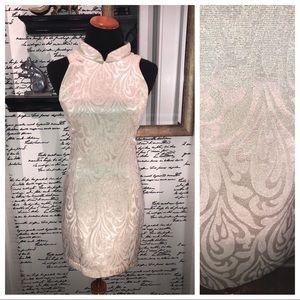 Vintage Jessica McClintock Semi-Formal Dress
